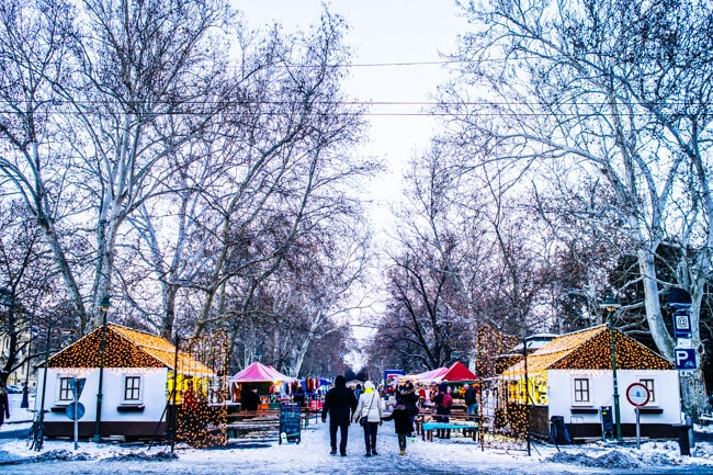 Szeged Christmas Market