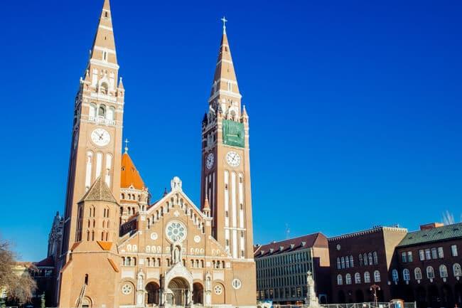 Votive Church Szeged
