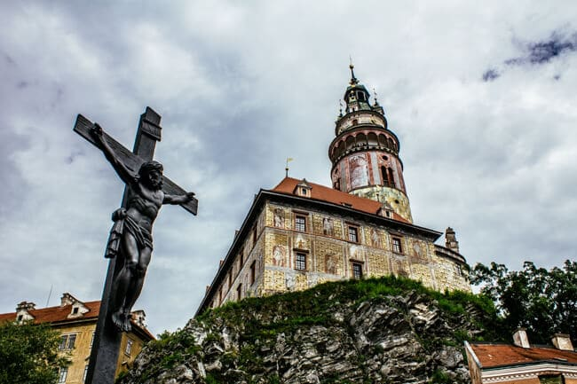 Cesky Krumlov State Castle