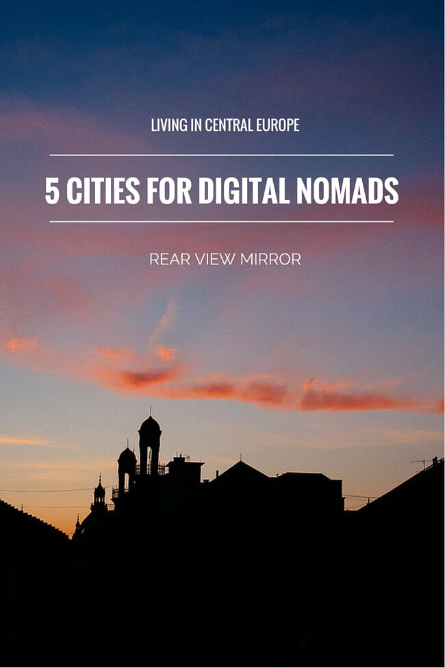 5 Central European Cities for Digital Nomads