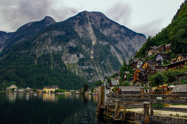 Day Tripping in Hallstatt