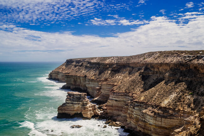 The West Australian Coastline