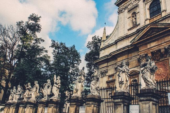 Krakow Apostles