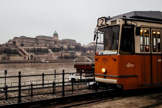 Budapest Tram #2