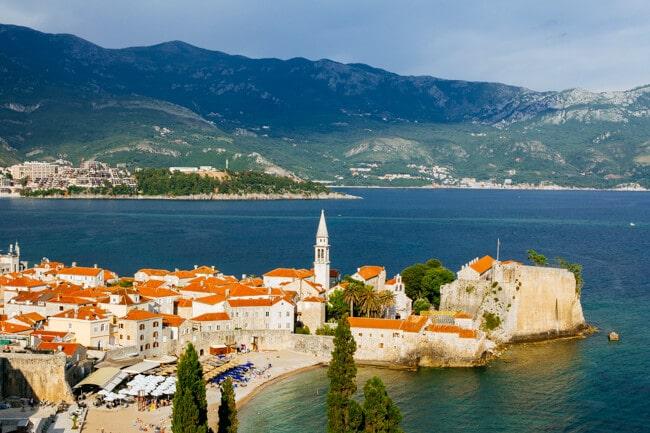 Party Town Budva Montenegro