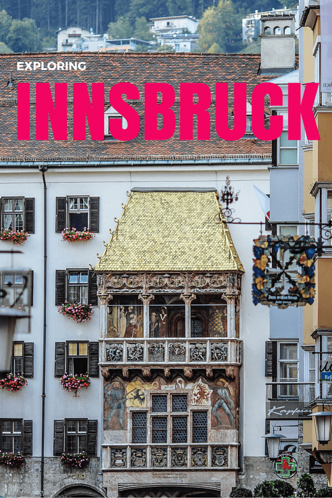 Exploring Innsbruck Austria