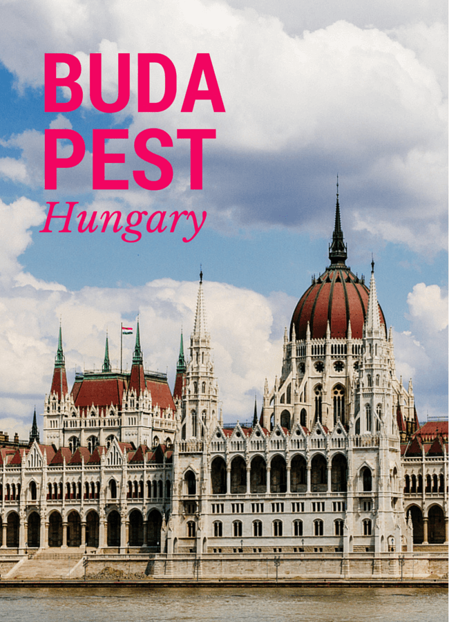 May Travel Plans: Hungary