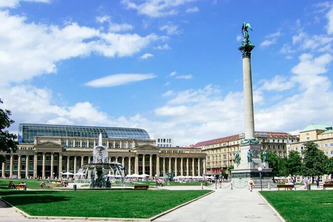 Elegant Stuttgart
