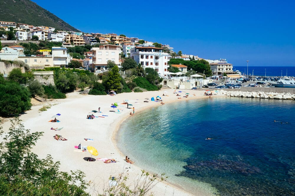 Cala Gonone Central Beach