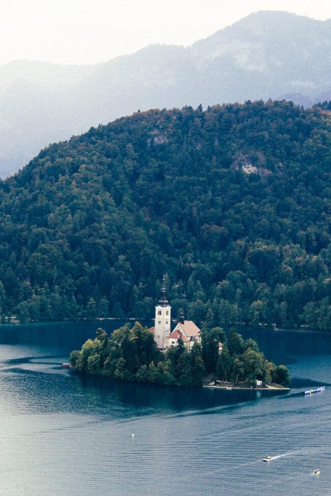 Visit Lake Bled
