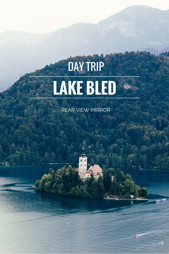 Ljubljana to Lake Bled: An Easy Day Trip