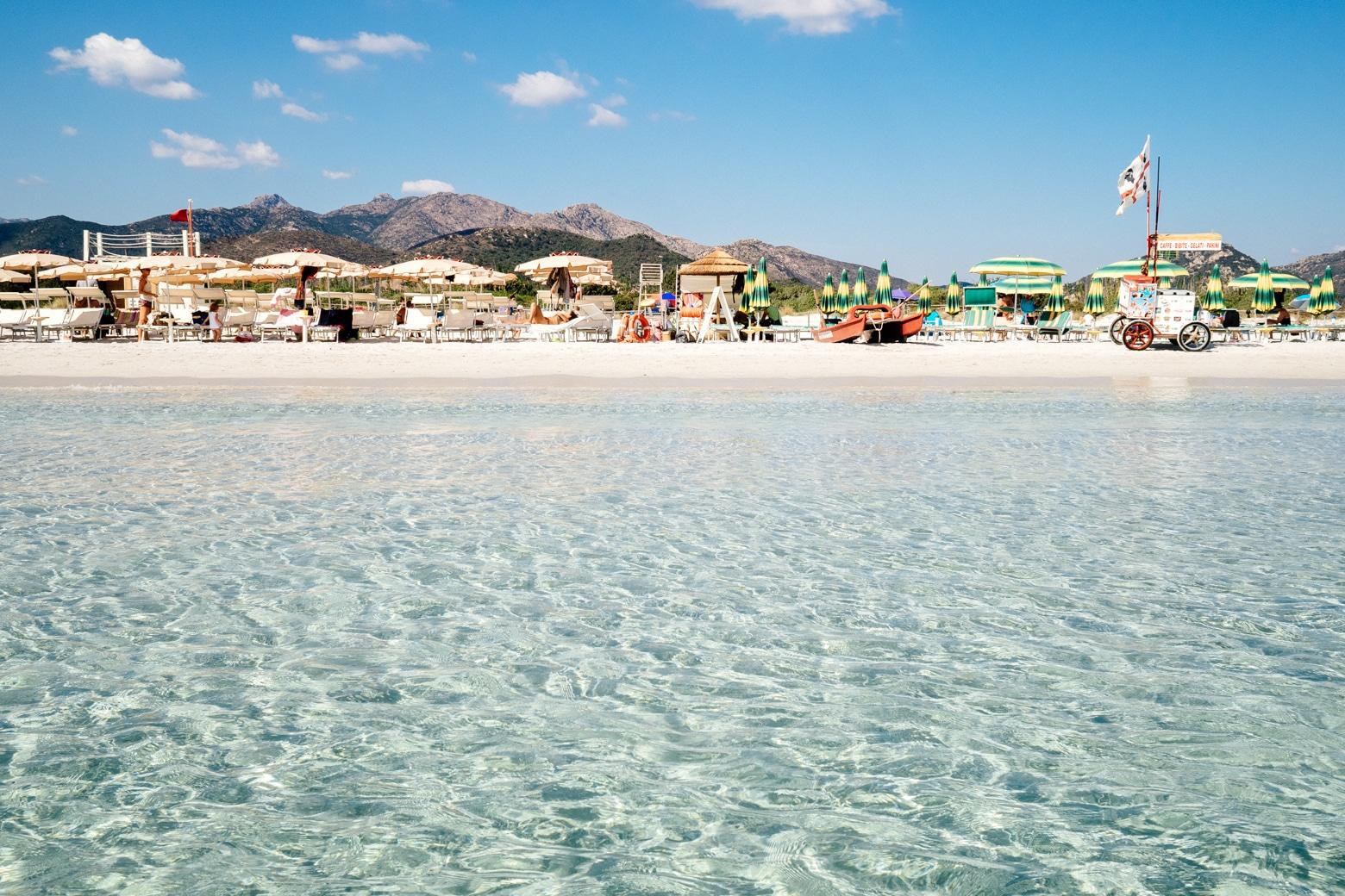 La Cinta - White Sandy Beach