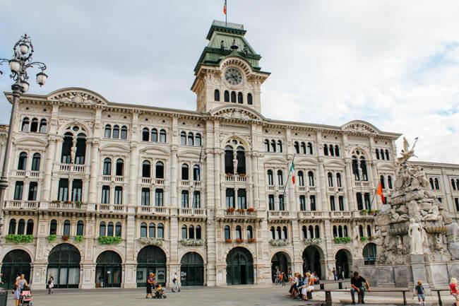 Habsburg Era Trieste Italy