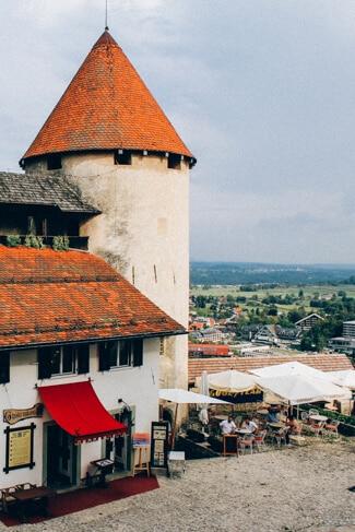 Bled's Medieval Castle