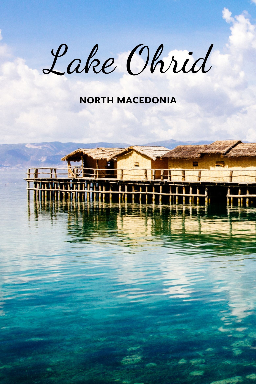 Lake Ohrid North Macedonia