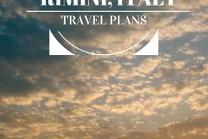 October Travel Plans: Rimini, Italy