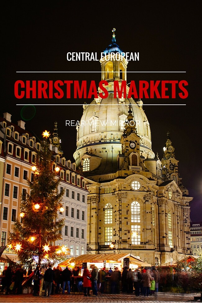 Christmas Markets in Central Europe