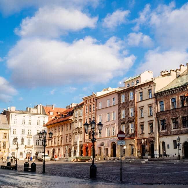 Maly Rynek Krakow