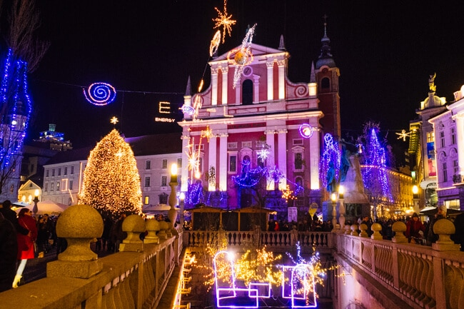 Ljubljana Christmas Markets