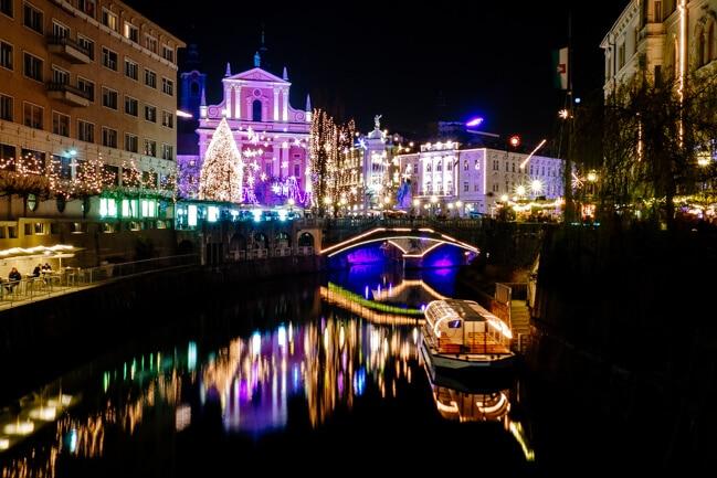 Ljubljana Christmas 2015