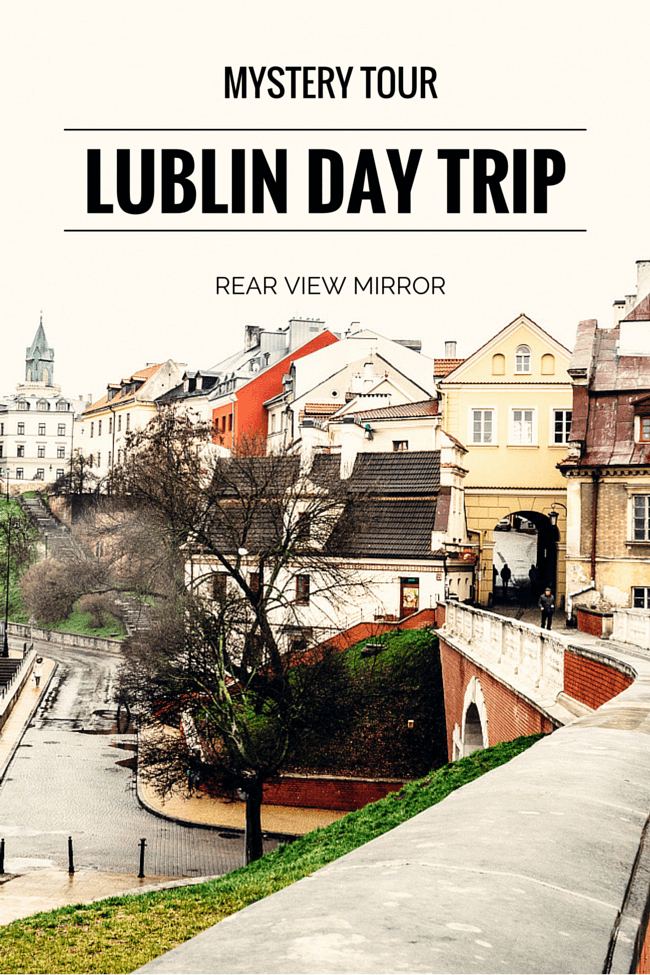 Day Trip to Lublin from Warsaw