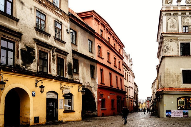 Rynek, Lublin, Poland