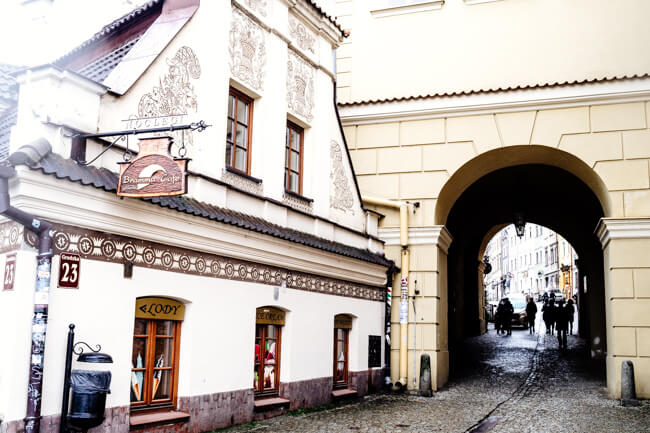 Old Town Lublin, Poland