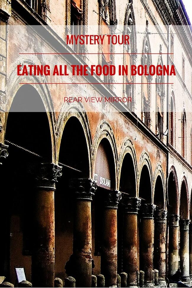 Rear View Mirror Mystery Tour: Bologna