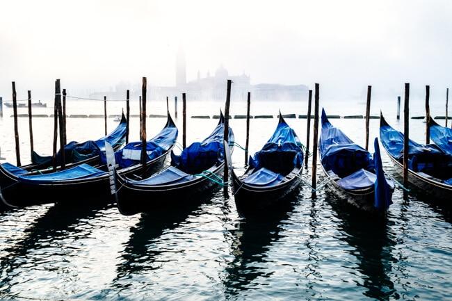 Ah Venice!