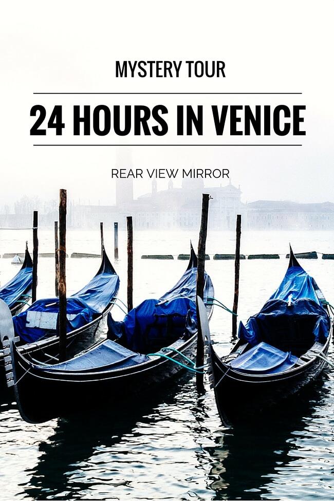 24 Hours in Venice