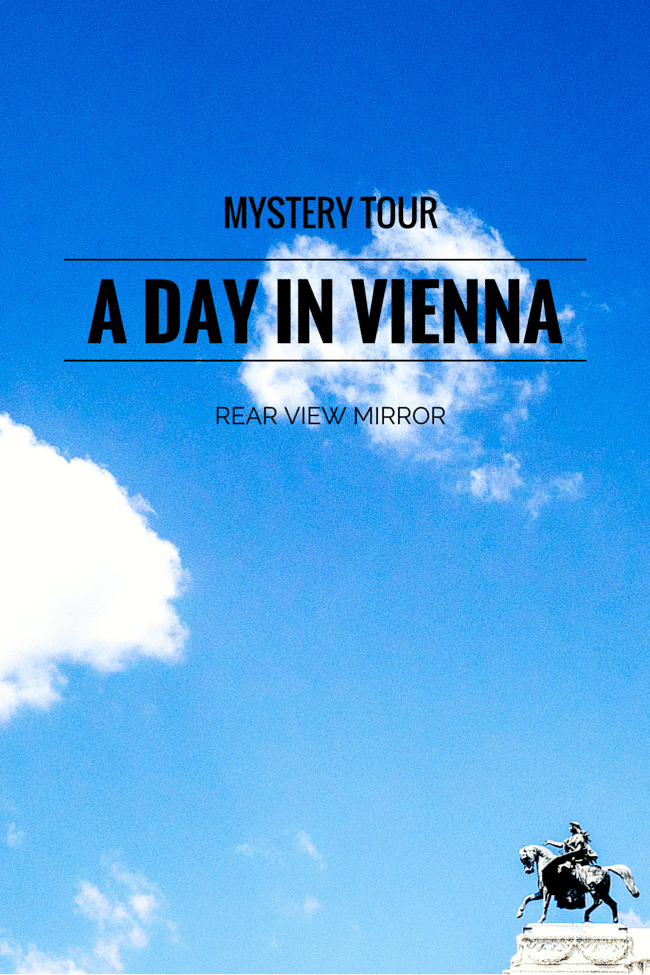 Mystery Tour in Vienna
