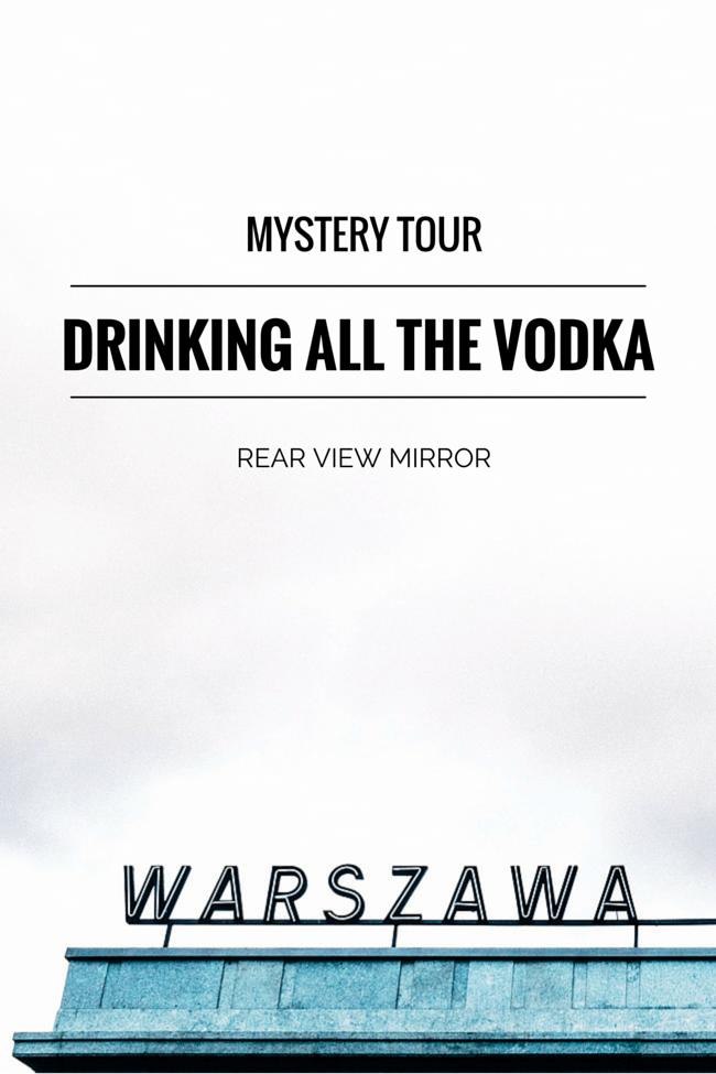 Warsaw Mystery Tour