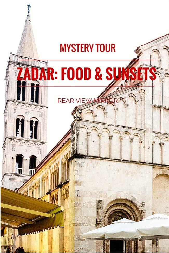 Zadar Mystery Tour