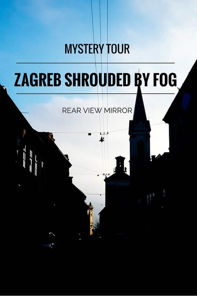 Rear View Mirror Mystery Tour in Zagreb