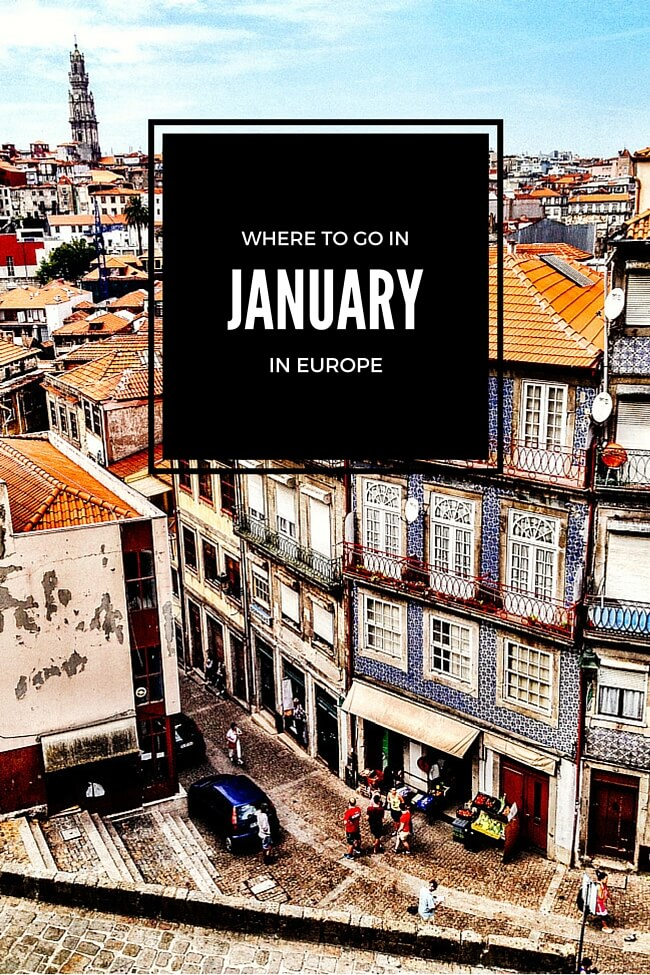 Where to go in January 2016