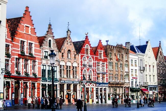 bruges belgium attractions