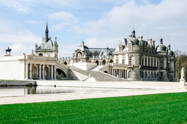 Chateau de Chantilly Day Trip
