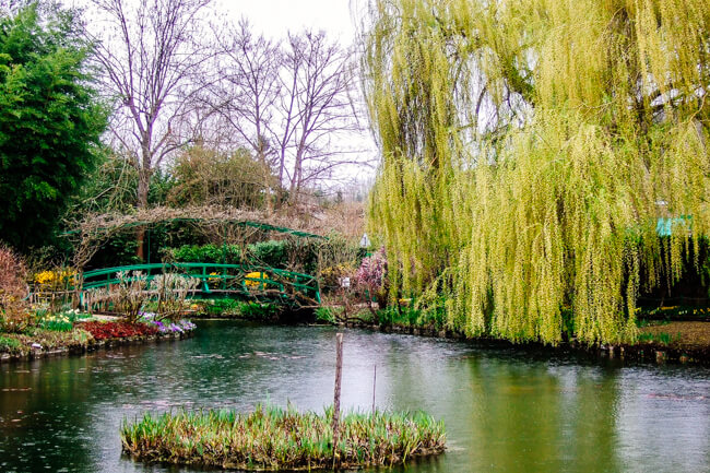 Monet's Garden Day Trip