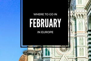 Where to Go in February to Avoid Getting SAD