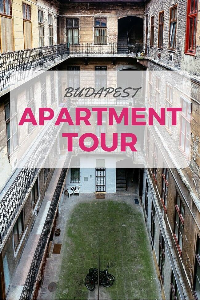 Budapest Apartment(s) Tour