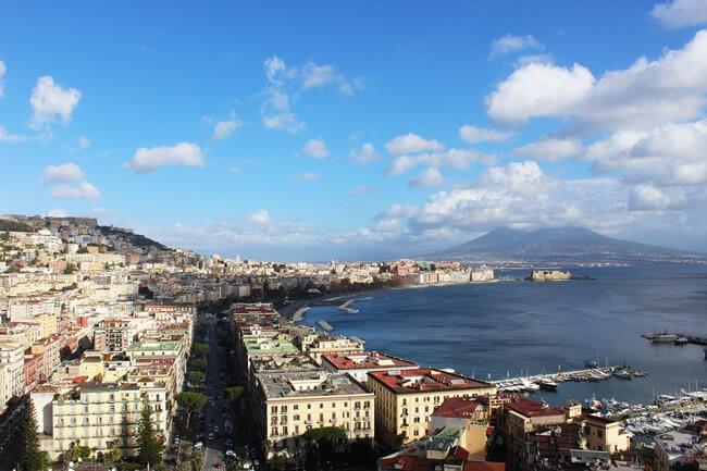 Naples, Italy - CC0 - Pixabay