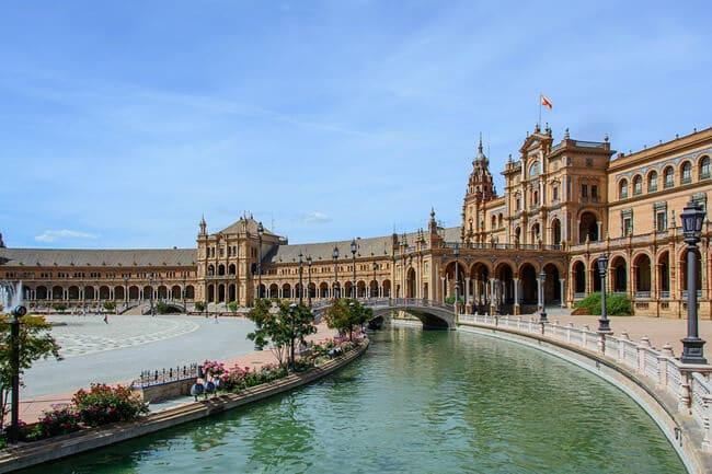 Seville, Spain - CC0 - Pixabay