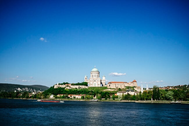 Esztergom Basilica from Slovakia