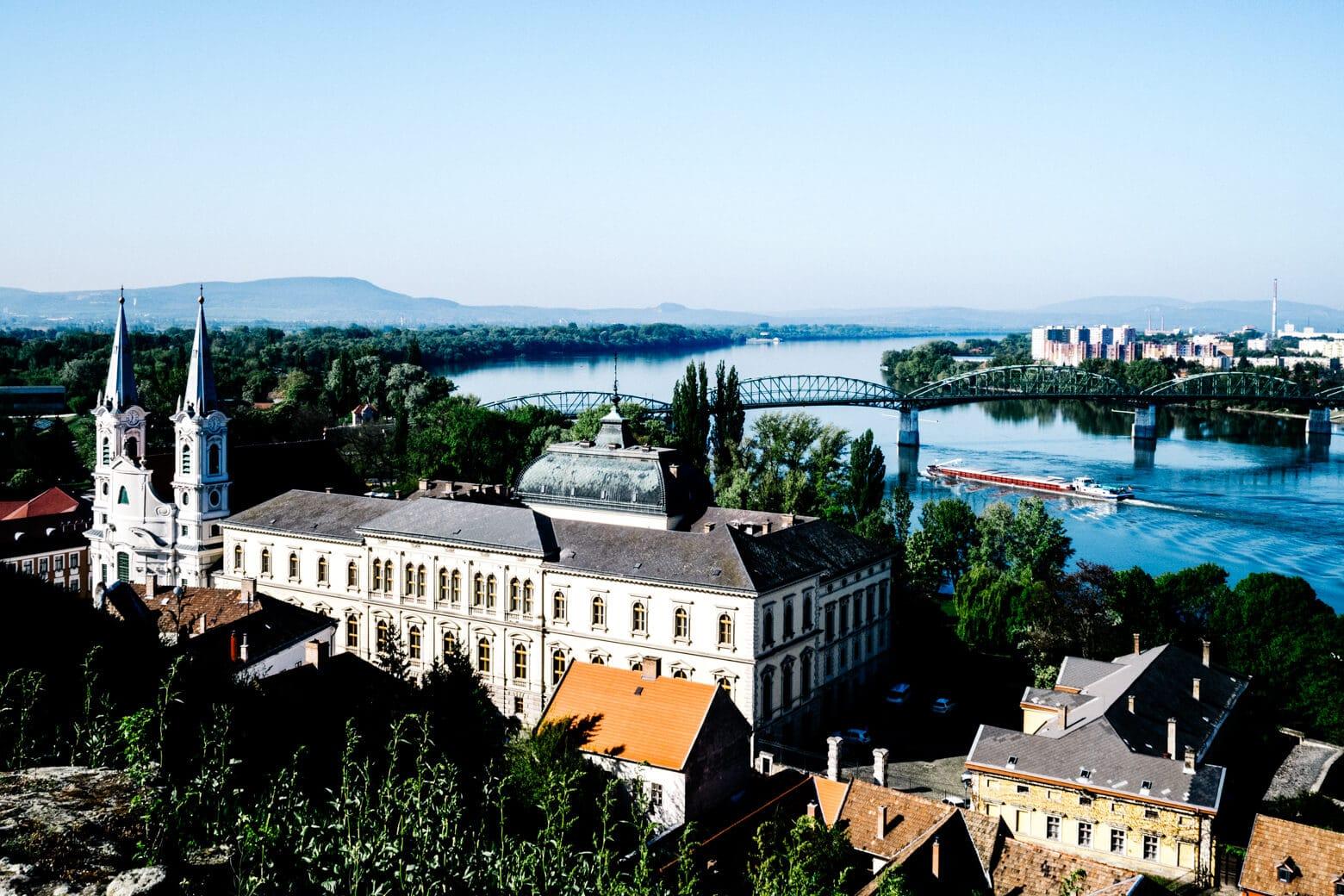 Primate's Palace Esztergom Hungary