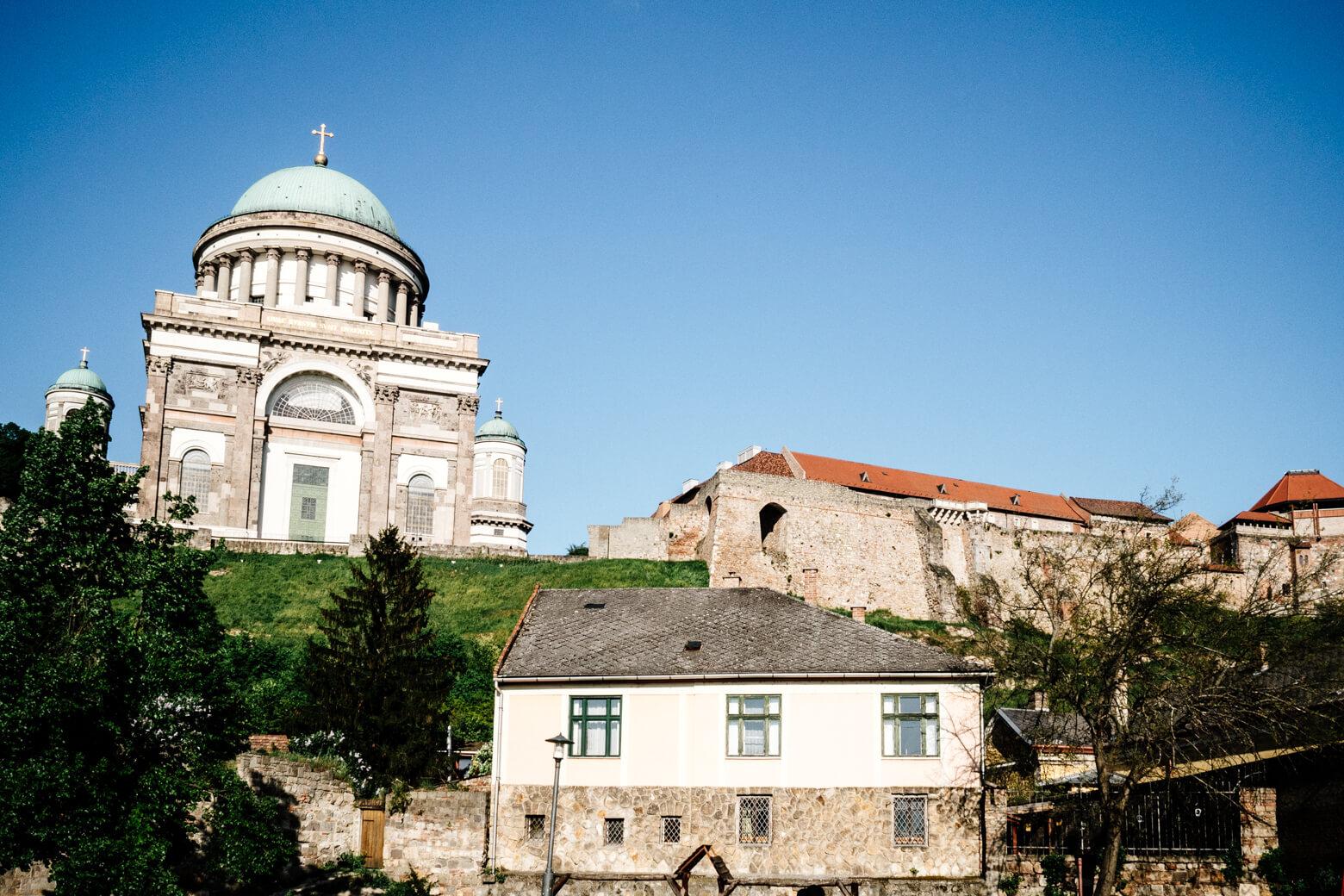 Esztergom Basilica and Castle
