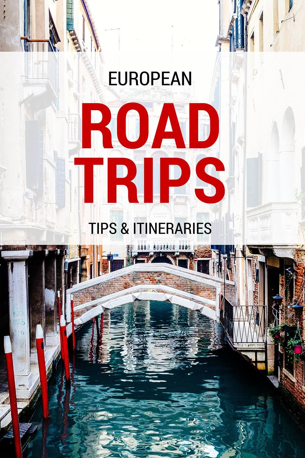 European Road Trip Itineraries