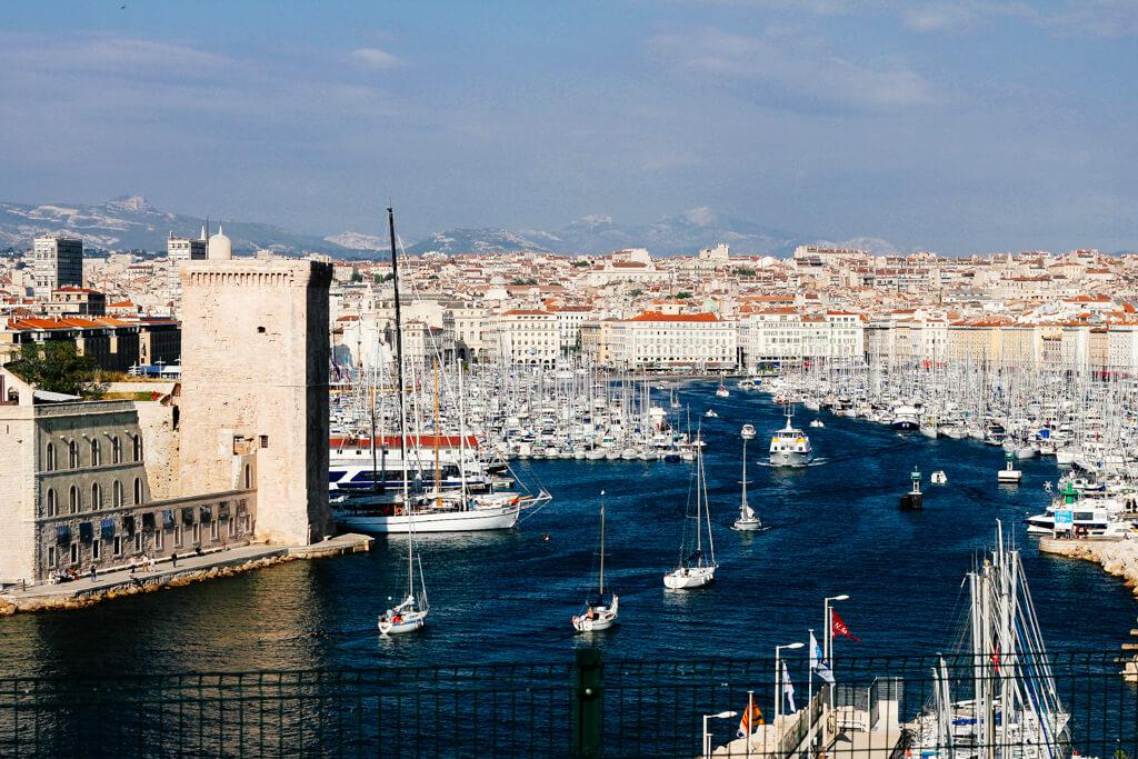 Rear View Mirror: Marseille