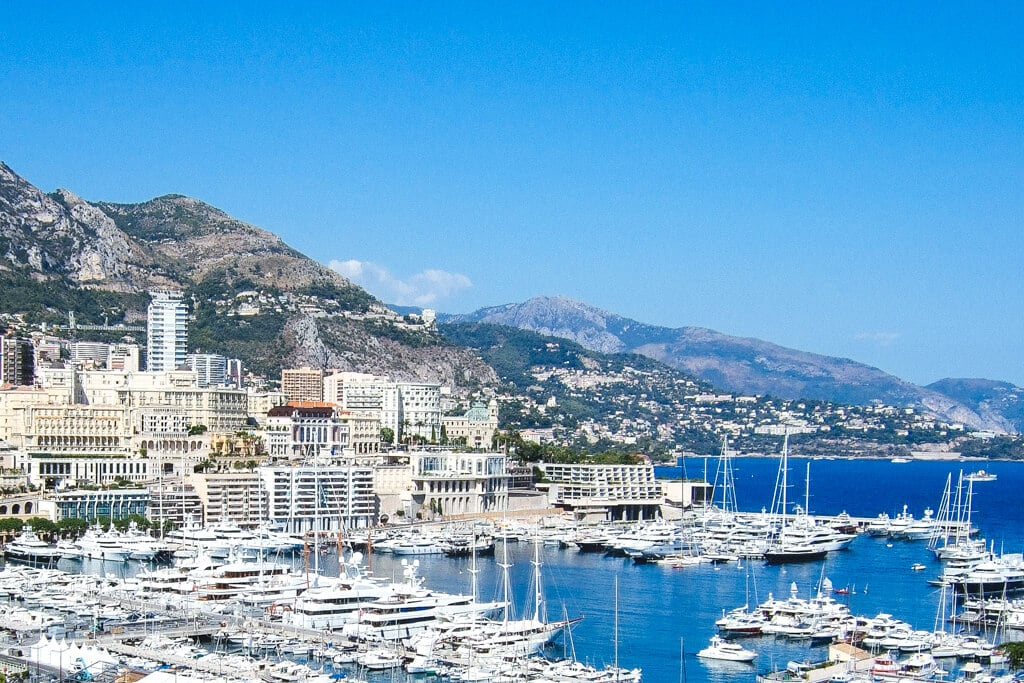 Rear View Mirror: Monaco