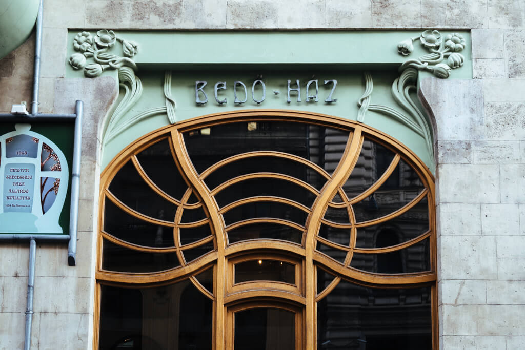Bedo House - Hungarian Art Nouveau