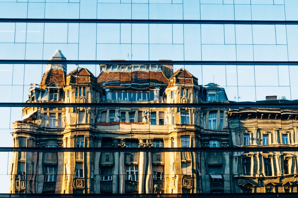 Budapest Reflections